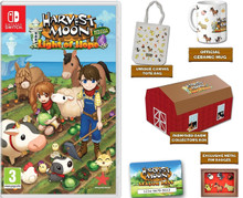 Harvest Moon: Light of Hope Collectors Edition (Nintendo Switch) [Nintendo Switch] product image