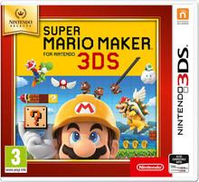 Nintendo Selects - Super Mario Maker (Nintendo 3DS) product image
