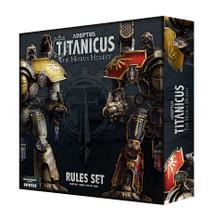 Adeptus Titanicus: Rules Set product image