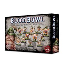 Blood Bowl: Nurgle's Rotters Team product image
