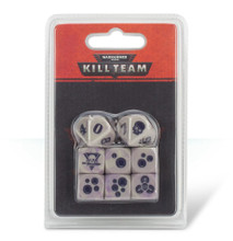 Kill Team: Gellerpox Infected Dice Set product image