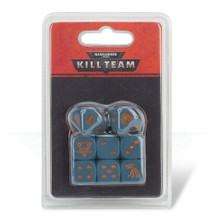 Kill Team: Elucidian Starstriders Dice Set product image