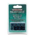 Warhammer Underworlds: Nightvault Thorns Of The Briar Queen Dice Set product image