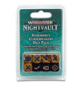 Warhammer Underworlds: Nightvault Stormsire's Cursebreakers Dice Set product image