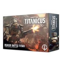 Adeptus Titanicus: Reaver Battle Titan product image