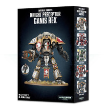 Knight Preceptor Canis Rex product image