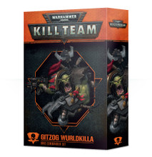 Kill Team Commander: Gitzog Wurldkilla Ork Commander Set product image