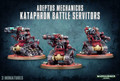 Adeptus Mechanicus Kataphron Battle Servitors (3)