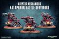 Adeptus Mechanicus Kataphron Battle Servitors (3)
