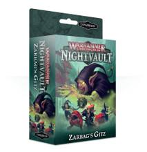 Warhammer Underworlds: Nightvault Zarbag's Gitz product image