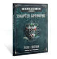 Warhammer 40,000: Chapter Approved 2018 Edition (Softback) product image