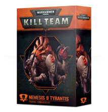 Kill Team Commander: Nemesis 9 Tyrantis product image