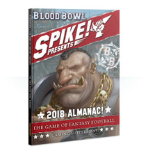 Blood Bowl: SPIKE! 2018 Almanac product image