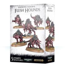 Daemons of Khorne Flesh Hounds product image