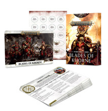 Warscroll Cards: Blades of Khorne product image