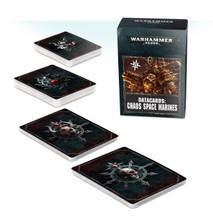 DATACARDS: Chaos Space Marines [2019 Edition] product image