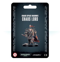 Chaos Space Marines Chaos Lord product image