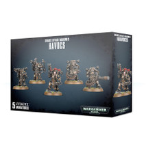 Chaos Space Marines Havocs product image
