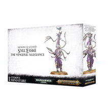 Daemons of Slaanesh: Syll'esske: The Vengeful Allegiance product image