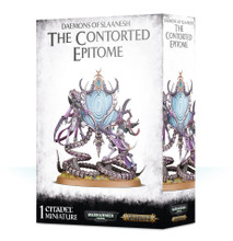 Daemons of Slaanesh: The Contorted Epitome product image
