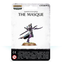 Daemons of Slaanesh: The Masque product image