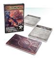 Necromunda: Badzones Environments and Event Cards product image