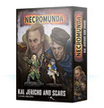 Necromunda Kal Jericho and Scabs product image