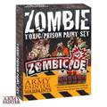 Army Painter War Paints Zombicide Zombie Toxic/Prison Paint Set product image