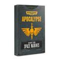 Apocalypse Datasheets: Space Marines product image