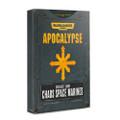 Apocalypse Datasheets: Chaos Space Marines product image