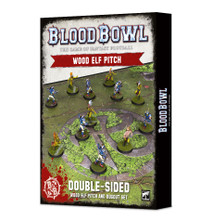 Blood Bowl: Wood Elves Pitch And Dugouts product image