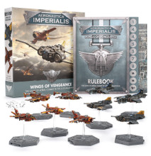 Aeronautica Imperialis: Wings Of Vengeance (Boxed Game) product image