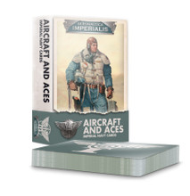 Aeronautica Imperialis: Aircraft And Aces: Imperial Navy Cards product image