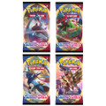 Pokemon - Sword & Shield - Booster  Pack x4