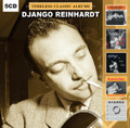 Django Reinhardt  - Five Timeless Classic Albums - (5 CD Set)