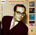 Bill Evans - Jazz Conceptions - Five Timeless Classic Albums - (5 CD Set)