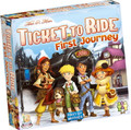 Ticket to Ride - First Journey Europe