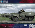 Rubicon Models - M3 / M3A1 Half Track (1/56 scale) product image
