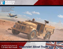 Rubicon Models - Chevrolet WB 30cwt Truck (1/56 scale) product image