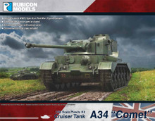 Rubicon Models - A34 Comet (1/56 scale) product image