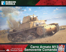 Rubicon Models - Carro Amato M13/40 (1/56 scale) product image