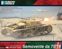 Rubicon Models - Semovente da 75/18 (1/56 scale) product image