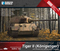 Rubicon Models - Tiger II (Konigstiger - King Tiger) with Zimmerit (1/56 scale) product image
