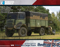 Rubicon Models - Bedford QLD Cargo Truck (1/56 scale) product image