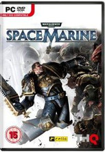 Warhammer 40,000: Space Marine (PC DVD) product image