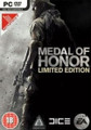 Medal of Honor - Limited Edition (PC DVD) product image