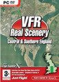 VFR Real Scenery: Central and Southern England (PC DVD) product image