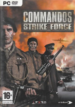 Commandos Strike Force (PC) product image