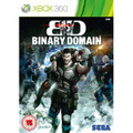 Binary Domain (Xbox 360) product image