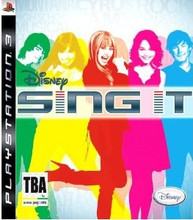 Disney Sing It  - Game Only  (Playstation 3) product image